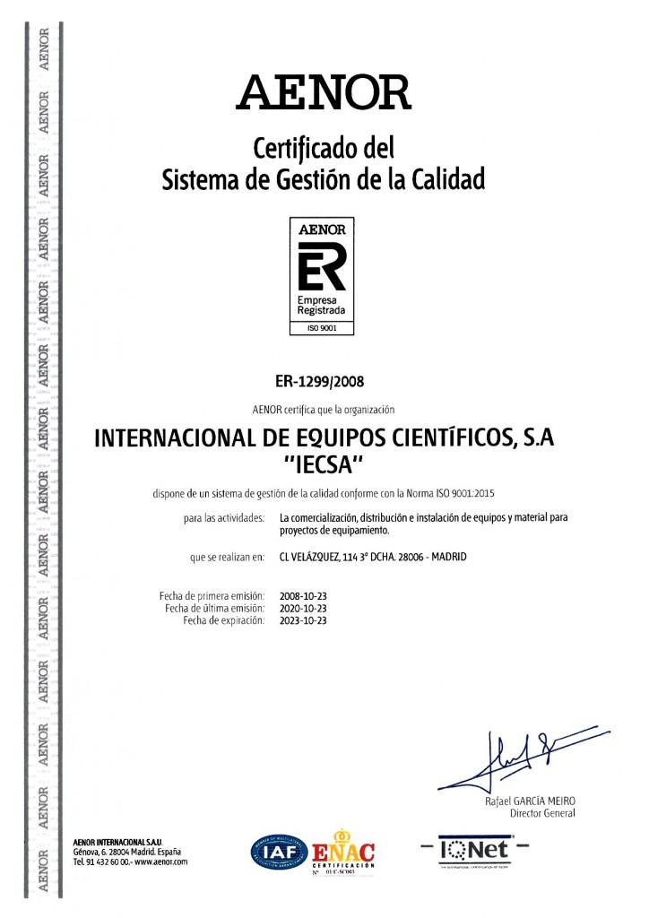 ISO9001 IQNET 2020 LR